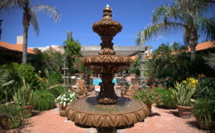 ORC Courtyard Fountain 01