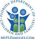 Florida Department of Children & Families Logo